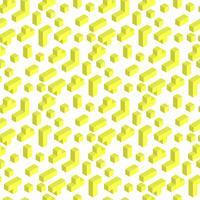 Jogando o padrão sem emenda de tijolo