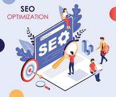 Search Engine Optimization Landing Page