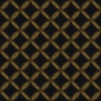 Fundo de luxo com padrão geométrico dourado vetor
