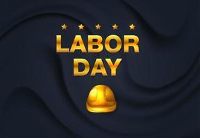 Bandeira do dia do trabalho