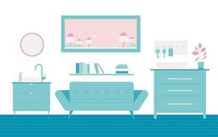 Mobiliário para sala de estar