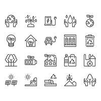 Salve o conjunto de ícones do mundo