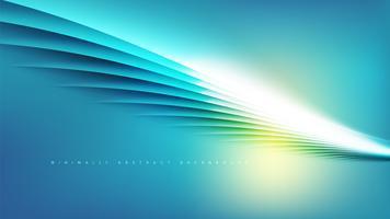 Abstrato azul vetor