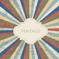 Vintage colorido fundo com textura grunge