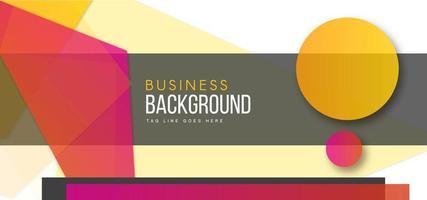 Fundo abstrato base de negócios