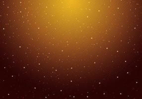Noite brilhando céu estrelado com espaço de universo de estrelas
