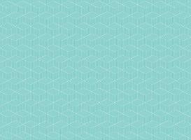 Padrão de linha abstrata listras azuis em zig zag vetor