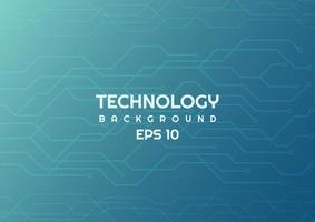 Fundo de circuito de tecnologia