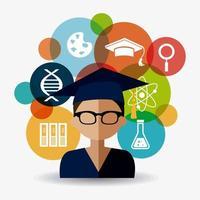 Graduação do estudante Gesign