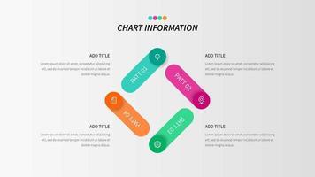 Infográfico do passo 4 do ciclo vetor