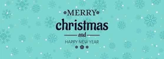 Celebrações de Natal cartão banner modelo ilustração vetorial vetor