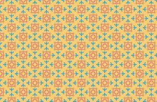 Vintage padrão abstrato