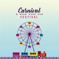 circo e feira