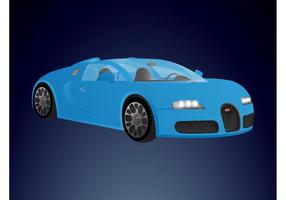 Vector de Bugatti