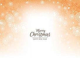 Feliz Natal festival fundo bonito vetor