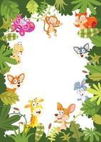 Animais Banner Design