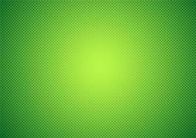 Gradiente verde com fundo de meio-tom vetor