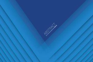 Fundo abstrato tira com cor azul vetor
