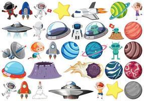 Conjunto de sistema solar