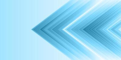 Banner abstrato com design moderno vetor
