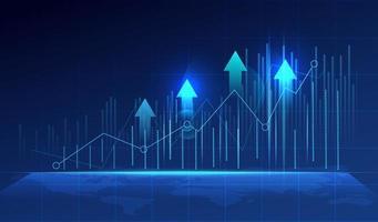 Gráfico do gráfico de negócios