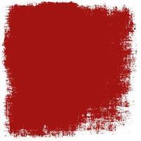 Fundo de textura detalhada grunge vermelho vetor