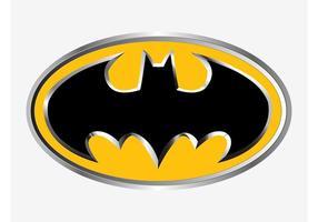 Logo Batman vetor