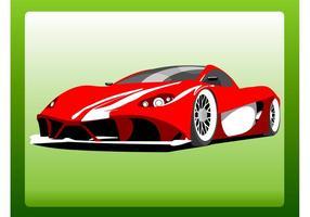 Vector Ferrari Berlinetta