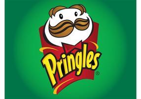 Logo Pringles vetor