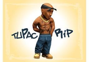 Tupac vetor