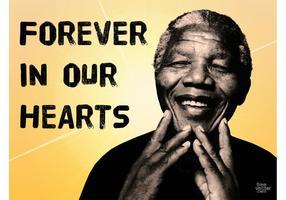 Mandela vetor