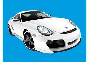 Porsche 911 vetor