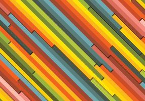 Linhas diagonais abstratas vetor de fundo