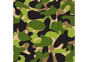 Padrão de vetor de camuflagem
