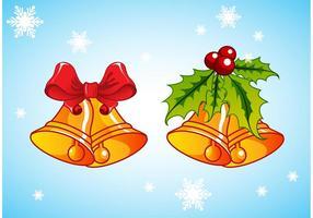 Jingle bells vector pack
