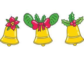 Pacote de vetores de Jingle Bells grátis