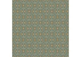 Swirly padrão de conjunto de vetores