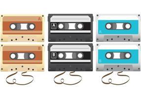Cassetes de vetor