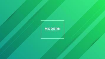design moderno abstrato verde