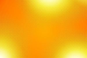 fundo gradiente de meio-tom laranja vetor
