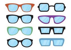 Óculos de vetores gratuitos