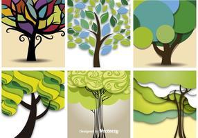Árvores vetoriais abstratas