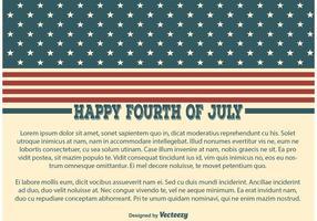 Ilustração do Dia da Independência vetor