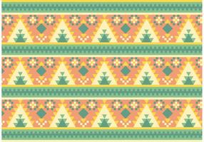 Vector Native American Pattern Vector grátis