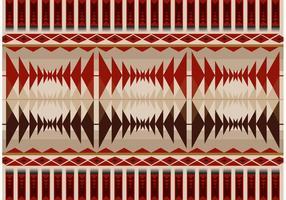 Vetor de padrão nativo americano