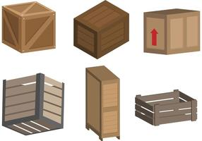 Vetores de caixa