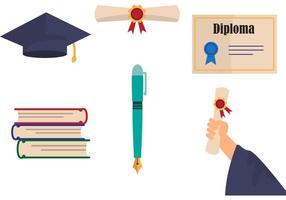 Conjunto de vetores graduados