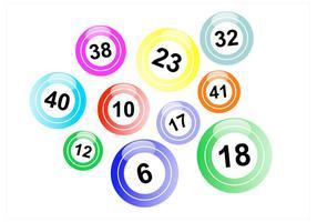 Pacote de vetores Lotto Balls