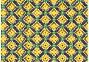 Vector do padrão de Marrocos