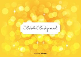 Ilustração brilhante brilhante do fundo de Bokeh